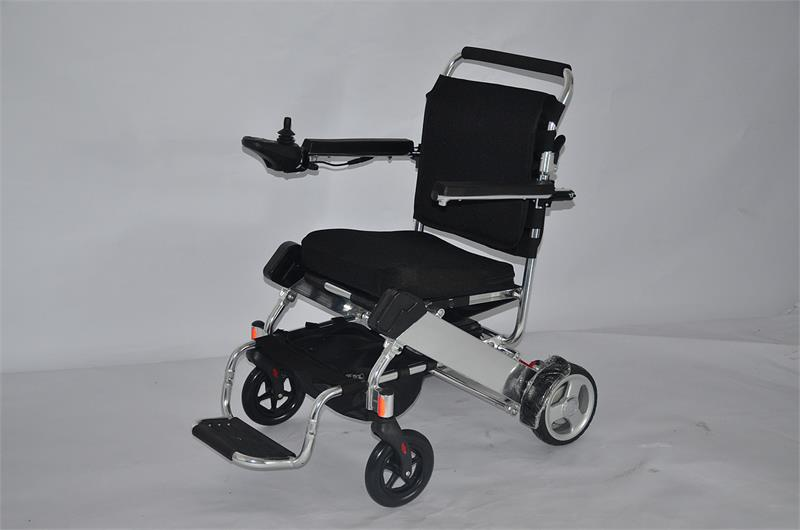 Rental Power Folding Light Weight Electric Q Wheelchair