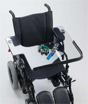 Wheelchair Lap Tray Deluxe For Electric Chair